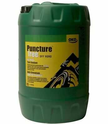 25 Litre Drum Of Oko Tyre Sealant - Off Road