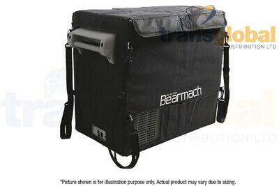 32 Litre AC/DC Compressor Portable Fridge Freezer & Transit Bag Bearmach BA 3220