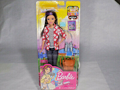 New Barbie Dreamhouse Adventures Doll - with accessories