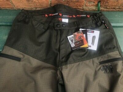VERNEY CARRON PRO Hunt Ibex Trousers Waterproof Country Game Hunting