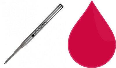 Montblanc Refills By Monteverde - Ballpoint Pen - Pink - Medium Point - M131PK