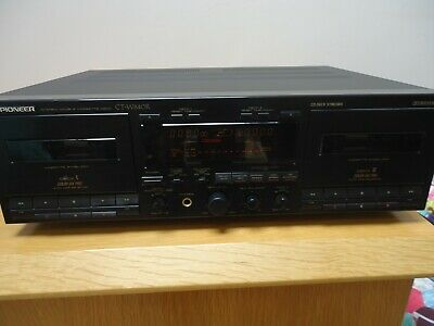 pioneer ct w 840 r, cassette player ,working, nice condition