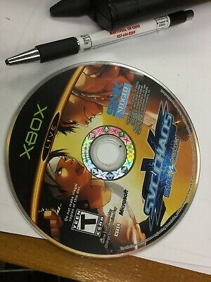 SNK Vs. Capcom SVC Chaos - Disc Only - Original Xbox - Tested And Cleaned