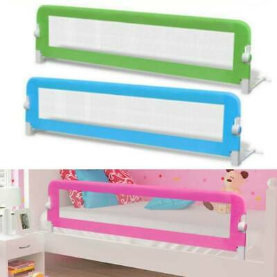 Baby Kids Bed Rail 102/150 cm Safety Guard Toddler Children Bedguard Bedroom New