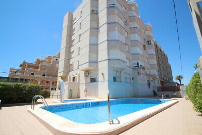 2bed, furnished, seaview apartment 300 from beach Rocio del Mar Alicante, Spain.