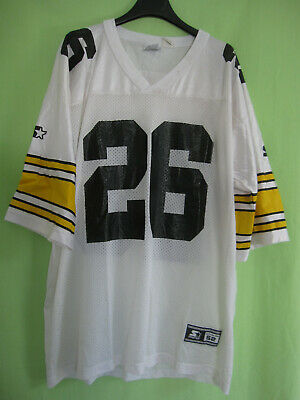 Maillot Steelers Rod Woodson #26 Starter Football Americain Jersey - 52 / XL