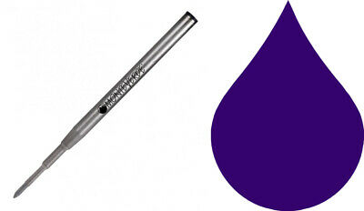 Montblanc Refills By Monteverde - Ballpoint Pen - Purple - Medium Point - M131PL