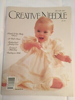 SEW BEAUTIFUL-VINTAGE ISSUE-JULY/AUG 2003-Serger Savvy, 9