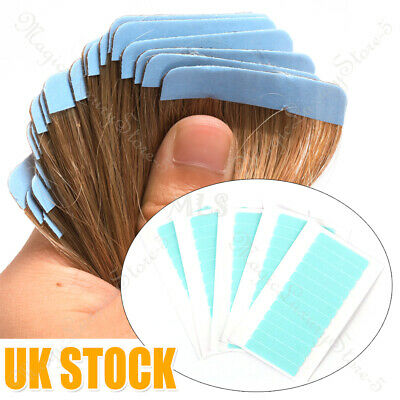 High Quality 60 pcs Double Sided Adhesive Tape For Tape in Skin Hair Extensions
