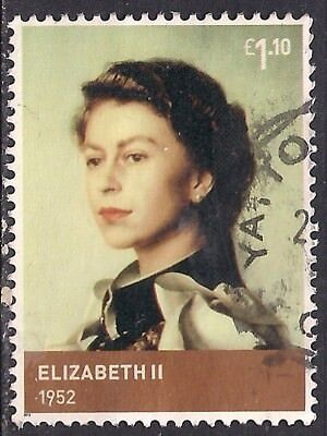 GB 2012 QE2 1st Class Kings & Queens House of Windsor used stamp SG 3269 ( A1280