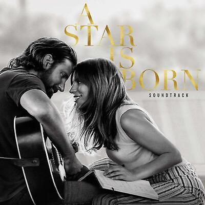 A STAR IS BORN SOUNDTRACK CD (LADY GAGA / BRADLEY COOPER) - New Release 2018