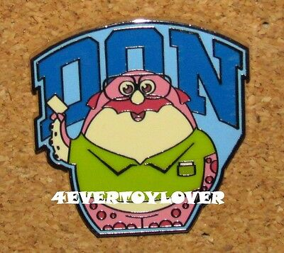 Disney Trading Pin Monsters University Don Rare Pns Limited Release