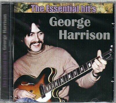 George Harrison CD The Essential Hit's Brand New Sealed
