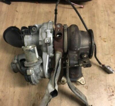 Audi Tt Volkswagen Vw Golf Gti Turbo Turbocharger 06K145702Q 42,000 Miles