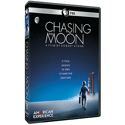 Chasing the Moon (2019), DVD Region 1 (US & Canada)