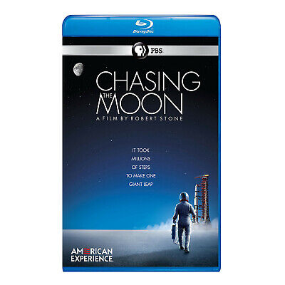 Chasing the Moon (2019), Blu-ray Region A (North & South America)