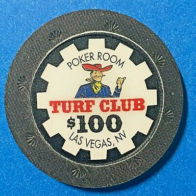 TURF CLUB  Las Vegas Fantasy Casino Chip  combined shipping