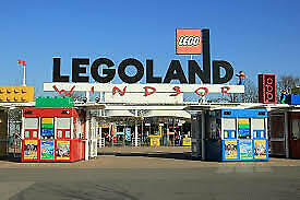 Legoland Windsor Tickets - Wednesday 7Th August 2019