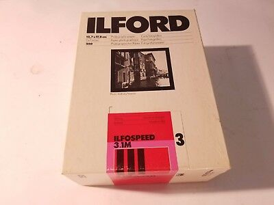 "Ilford Ilfospeed 250 Sheets 5"" X 7"" Glossy Medium 180 4.1M, #4"