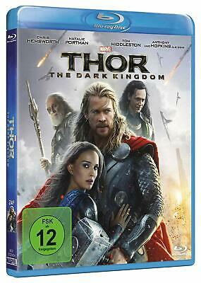 Thor - Teil: 2 - The Dark Kingdom [Blu-ray/NEU/OVP] Marvel mit Chris Hemsworth