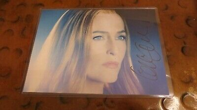 Gillian Anderson signed autographed photo played Agent Dana Scully on X-Files