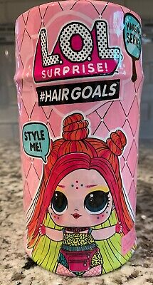 Lol Surprise - Hairgoals Wave 2 - Makeover Series! ~ Mga ~ L.o.l. ~ In Hand