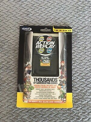 Action Replay Nintendo DSi Yellow Label With Original Packaging