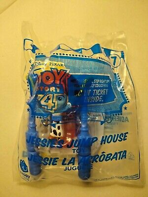 NEW McDonalds Happy Meal Toy 2019, TOY STORY 4 #7 jessie's jump house