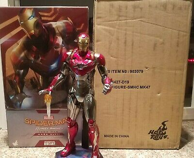 1/6 Hot Toys Iron Man Spider-Man Homecoming Mark 47