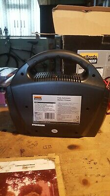 Halfords Advanced Fully Automatic Battery Charger, used once