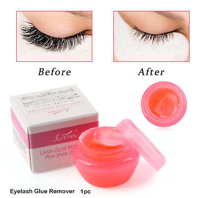 Remover Gel Extension Adhesive Clean Eyelash Glue Remover Lashes Cleaning Cream