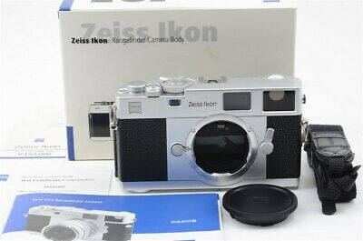 ZEISS IKON Zm Rangefinder With Box, Case, Cover And Original Strap