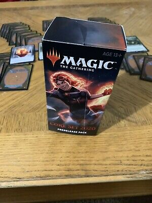 magic the gathering core set 2020 Prerelease Pack With Chandra Emblem