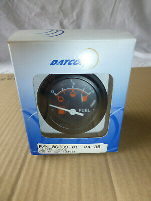 Datcon Fuel Gauge 06339-01