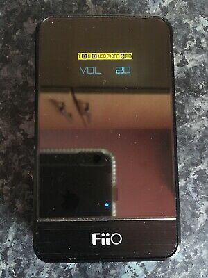 FiiO Andes E07K USB DAC Portable Headphone Amplifier