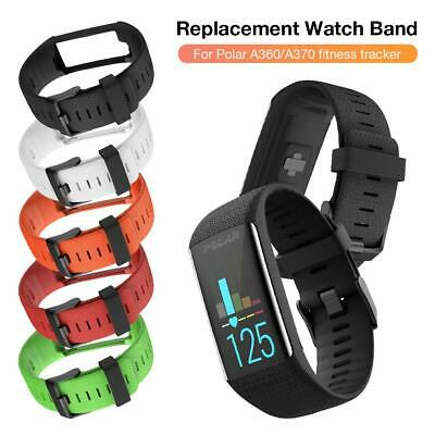 Replacement Soft TPE Band Watch Strap Wristband For POLAR A360/A370 Bracelet