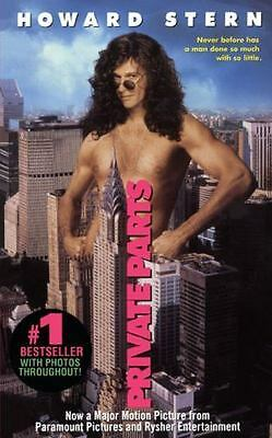Private Parts by Stern, Howard