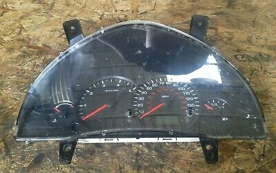 Ford Transit Connect Instrument Cluster Speedometer Speedo Bx302 #3224