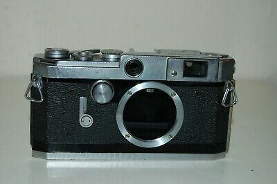 Canon-VL2 Vintage 1958 Japanese Rangefinder Camera. Service. No.570780. UK Sale
