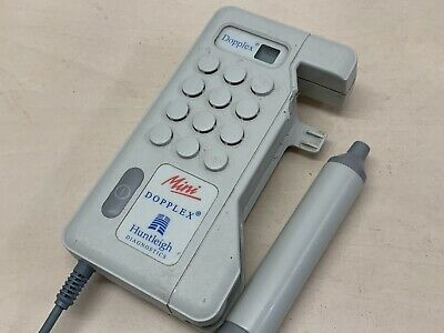 Huntleigh D900 Mini Doplex Ultrasound Doppler with 8MZ Probe