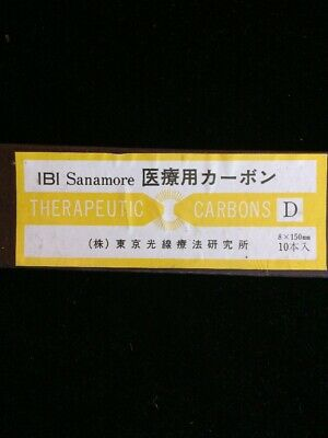 10 therapeutic carbons A from Sanamore Great for ART or lumber crayon