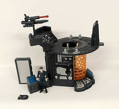 COMPLETE PotJ 2001 Star Wars CARBON-FREEZING CHAMBER Play Set w/ Guard SACJ01