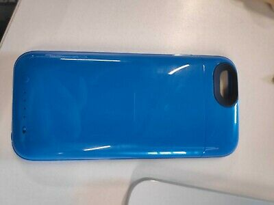 Mophie Juice Pack Air battery case - for iPhone 6/6S Used. Good Condition. Blue