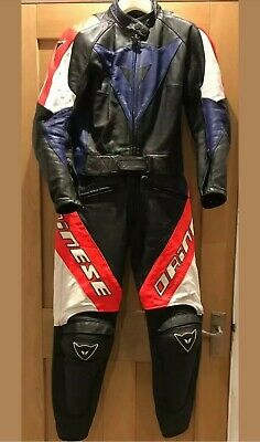 Dainese ladies 2 piece leathers
