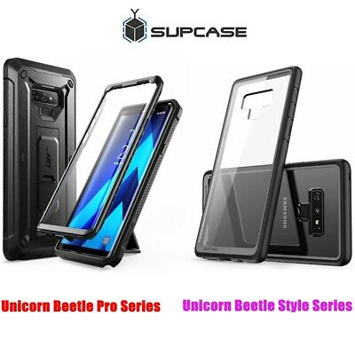 For Samsung Galaxy Note8/9 S8/S8+/S9/S9+/S10/S10e/S10+, SUPCASE Full Case Cover
