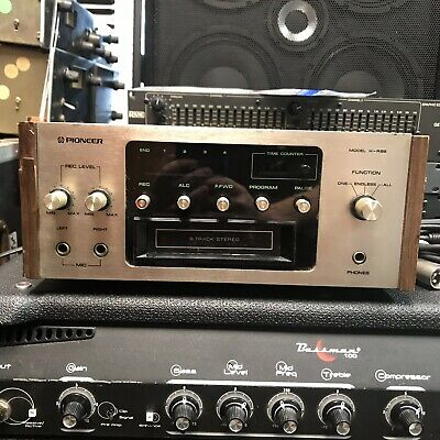 Pioneer H-R99 8-Track Player Recorder
