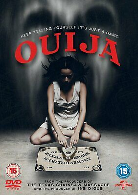 Ouija - UK Region 2 DVD - Olivia Cooke