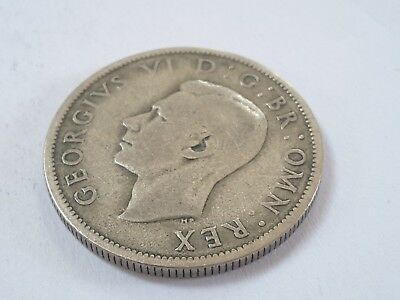 1941 King George VI Silver Florin / Two Shilling coins - pick your coin