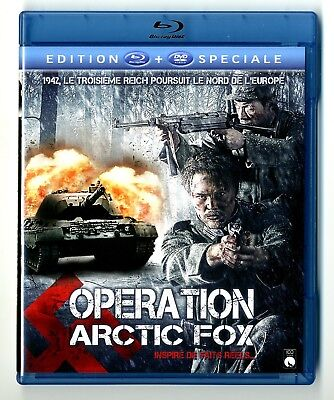 Blu-Ray + DVD/Operation Arctic Fox - the Third Reich / Edition Special