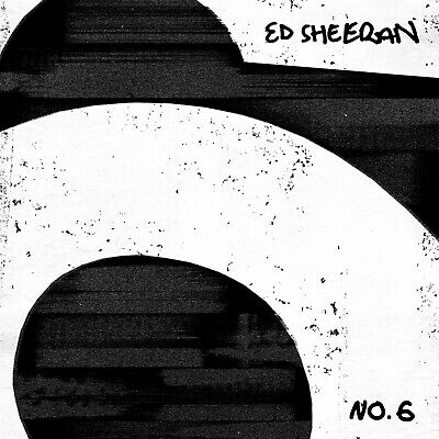 Ed Sheeran - No.6 Collaborations Project [CD]
